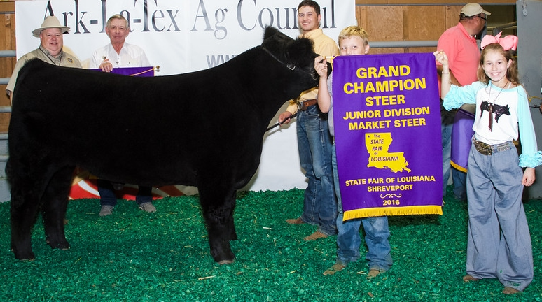 GC Steer Jacob Hassien
