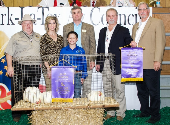 GC broilers Grayson Williams Bossier